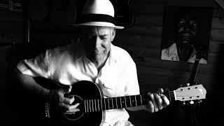 I Get the Blues When It Rains - Big Bill Broonzy style