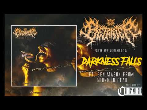 Betrayer - Darkness Falls [featuring Ben Mason of Bound in Fear]  (2017) Chugcore Exclusive