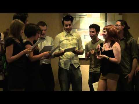 Zomercursus Zeist 2011: Slotavond studentenlied