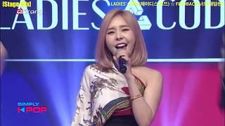 ?[Stage Mix] LADIES' CODE(레이디스 코드) ☆ FEEDBACK(너의 대답은)