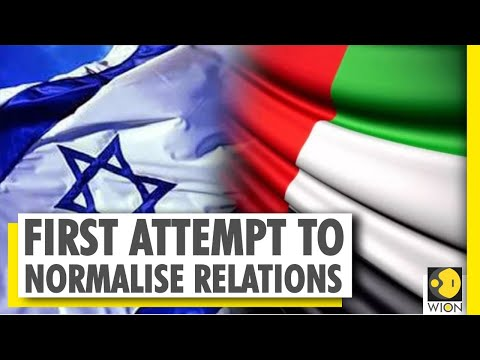UAE becomes third Arab nation to forge ties with Israel | West-Asia Peace Deal | WION