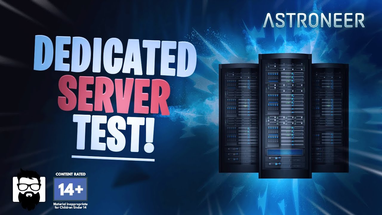 Dedicated server astroneer l f