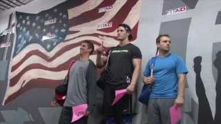 """""""The Hazing"""" hosted by Another Level Crossfit"""