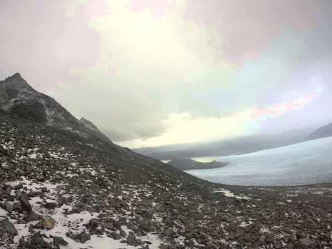 Torres del paine : D4 glacier O'Higgins