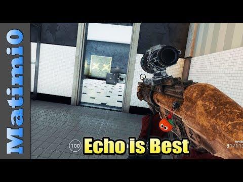 Echo is Best - Rainbow Six Siege