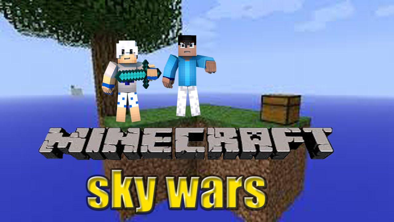 minecraft: sky wars loko c/ matheus - YouTube