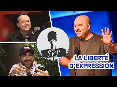Setup, prémisse, punch - Ép.3 La Liberté D'Expression | Mike Ward et Simon Gouache