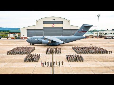 Air National Guard Conducts Full scale Operational Readiness Exercise