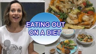 EATING OUT ON A DIET: Thai Restaurant Best & Worst Choices!