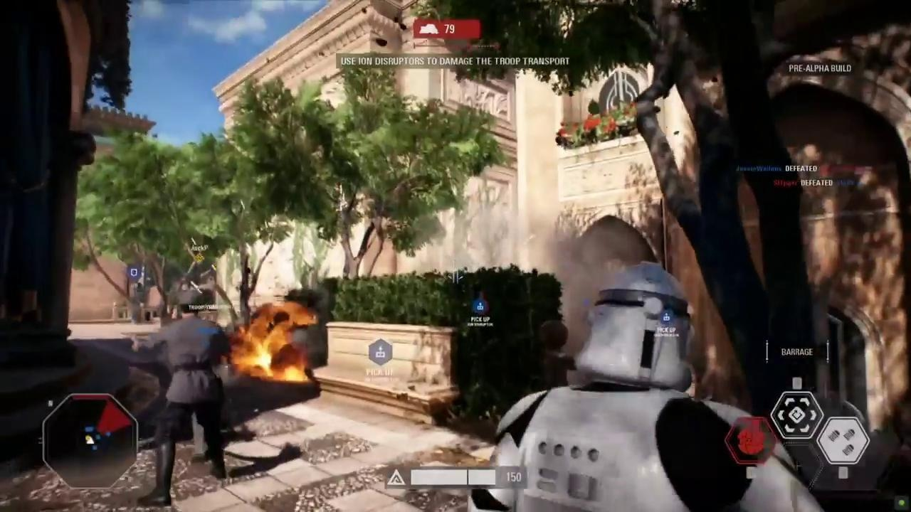 E3 2017: Hands-on with Star Wars Battlefront 2 | Massively