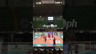 Monza-Piacenza• Volleyball Italian Superlega 2017/18 Playoffs 5th Places