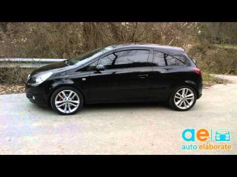 Opel Opel Corsa 1.7 Tuning