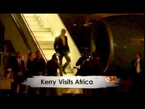 Kerry Africa Trip
