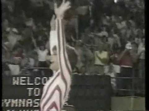 Mary Lou Retton 1984 Olympics AA Vaults