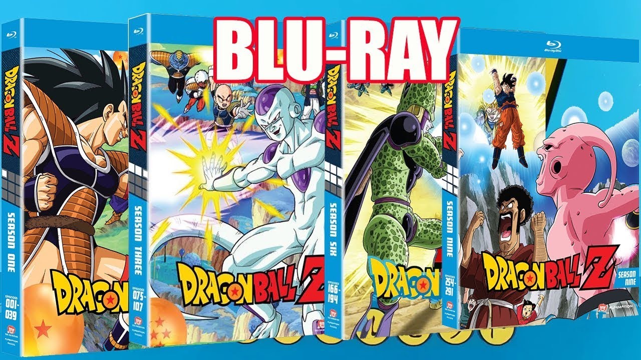 Descargar capitulos de dragon ball z blu-ray (audio dual) 2017.