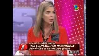 Raquel Mancini en Intrusos vs. Flavia Palmiero