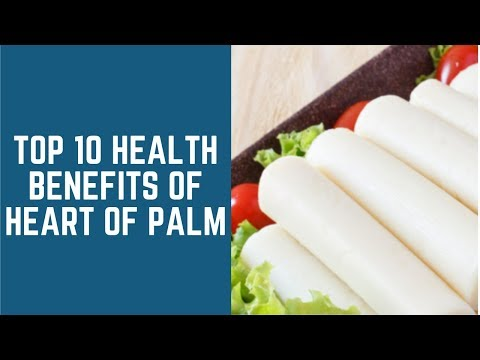 Top 10 Health Benefits of Heart of Palm Salad