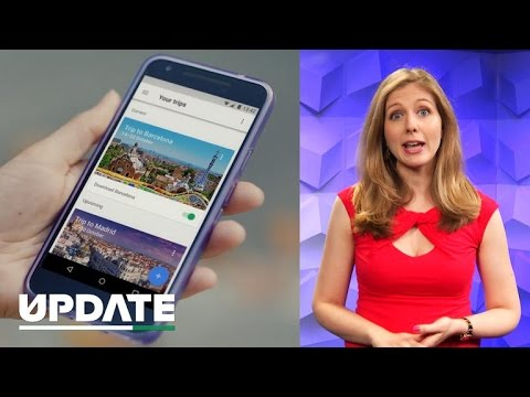 Google targets busy travelers with Trips app, Waze update (CNET Update)