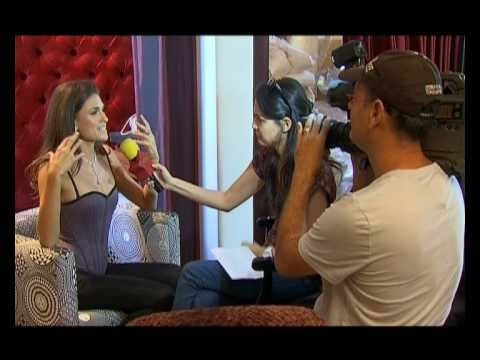 making of - Jack Kuba lingerie & Ralph Diamonds winter 2011 movie production by sagi shapira