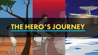 """The Hero's Journey - From """"The Prequels Strike Back: A Fan's Journey"""""""
