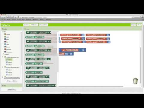 App Inventor 2 Tutorial Simple Tic Tac To Spiel Teil 2