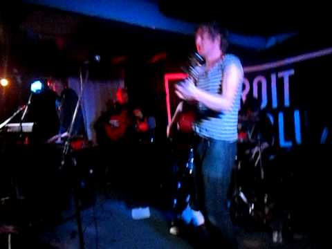 Detroit Social Club - Northern Man Live
