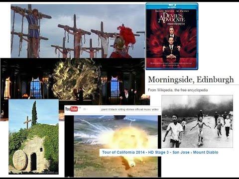 Vietnam, Calvary Hill, Mount Doom, Easter Eggs and God's playlist