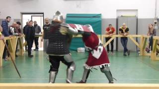 18 Sara Fabbri vs Sara Novelli 1vs1 Sword & Shield female