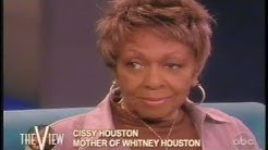 Cissy Houston Interview 1 Year After Whitney Houston Death (2013)