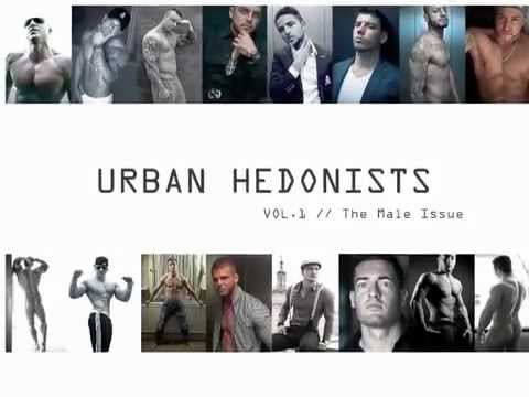 Urban Hedonists - V.1 - 2012 - The Male Issue