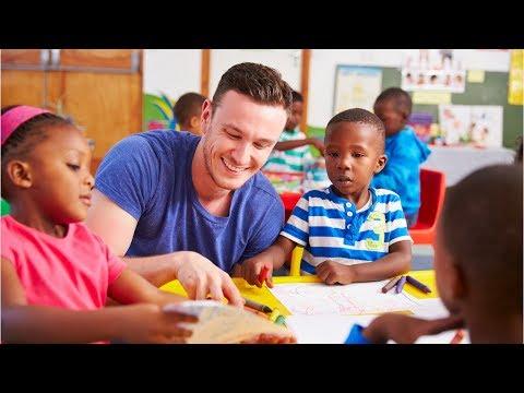 Attractive What Preschool Teachers Do. Preschool Teachers Educate ...
