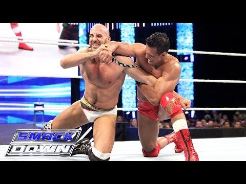 Cesaro vs. Alberto Del Rio: SmackDown, June 23, 2016