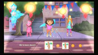 Dancing In the Street - Nickelodeon Dance - Wii Workouts