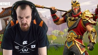 [🔴LIVE] Neuer Skin ``WUKONG´´ Fortnite Battle Royale Gameplay Deutsch | EgoWhity