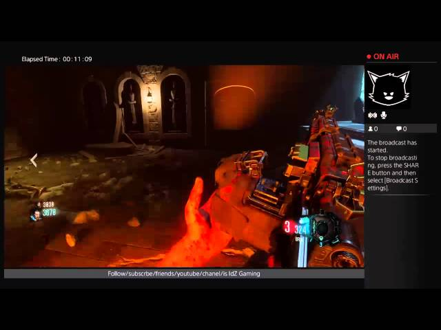 Ben07mufc Live Black ops 3 Zombies high round/Owen rathcool