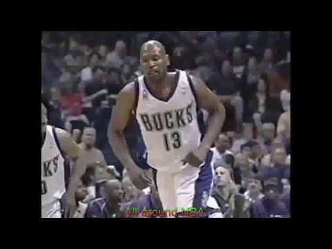 NBA Duels: Glenn Robinson 23 Pts Vs. Jamal Mashburn 28 Pts, 2001-02.
