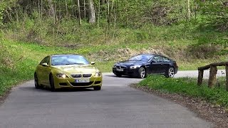 Best of BMW M5/M6 E60/E63 | Lovely S85B50 revs and accelerations  | Edition 1 Car Club - Carfreitag