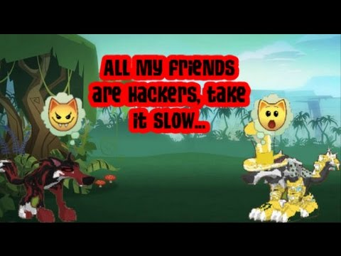 Hackers - Animal Jam Song PARODY (Heathens)