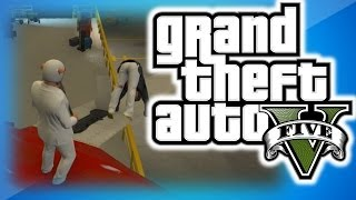 GTA 5 Online Funny Moments 19 - Funny Plane Glitch, Liquor Hole, Kapooya, and Epic Dancing!
