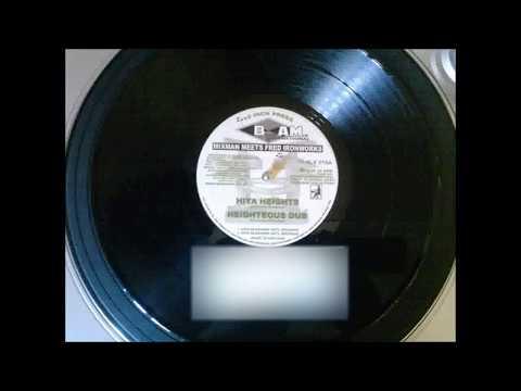 Mixman meets Fred Ironworks - Hiya Heights