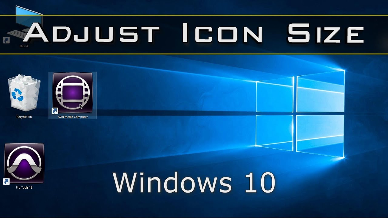 custom icon size windows 10 windows 7 windows 8
