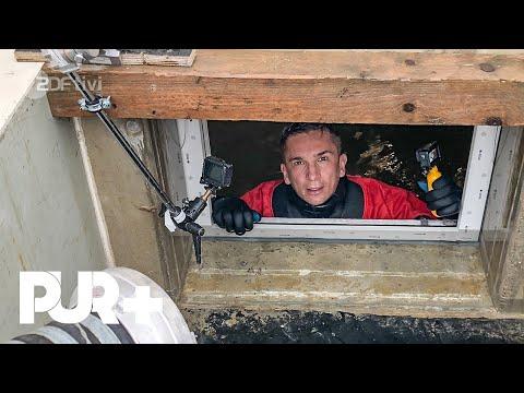 Riskanter Versuch: Wie befreit man sich aus einem vollgelaufenen Keller? PUR+ I ZDFtivi