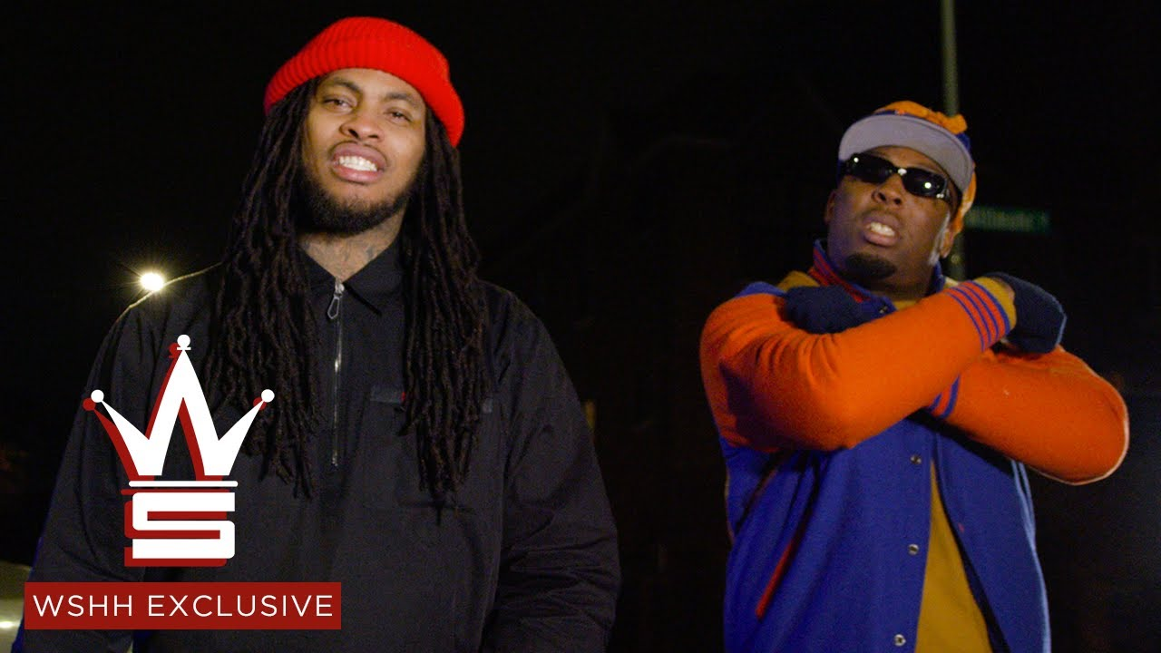 """Alshawn Martin - """"Active"""" feat. Waka Flocka (Official Music Video - WSHH Exclusive)"""