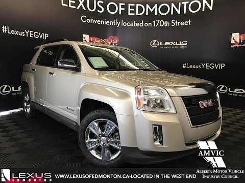 u video cars gmc news pictures terrain trucks interior play world review s report