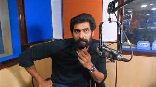 RANA DAGGUBATI - Ennaku Tamil la First Yaarum Chance Kodukala...