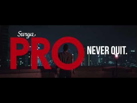 Surya PRO Never Quit