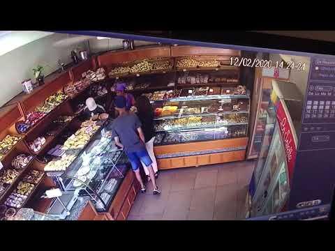 Video: Robaron una panadería en B° Candioti