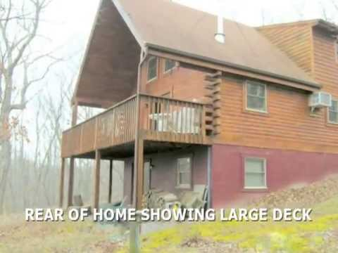 2-BR LOG HOME AT THE CROSSINGS