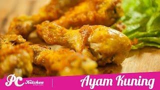 Video Resep: Ayam Goreng Kuning | PUPUT CAROLINA download MP3, 3GP, MP4, WEBM, AVI, FLV September 2017
