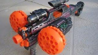 Die 10 coolsten Nerf Guns - für Erwachsene und Kinder!